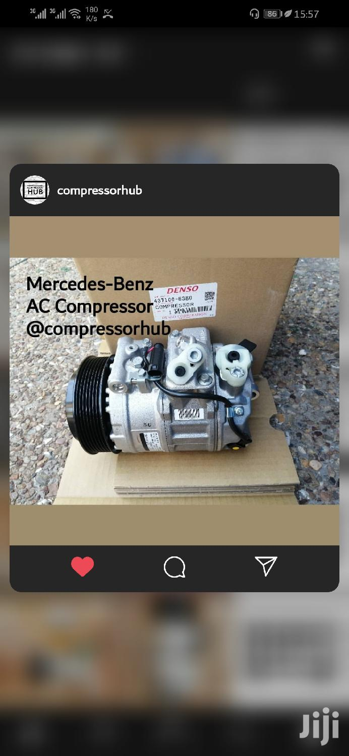 Air Condition Compressors Or Motor