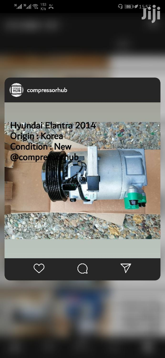 Air Condition Compressors Or Motor | Vehicle Parts & Accessories for sale in Burma Camp, Greater Accra, Ghana