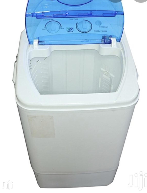 Super Nasco 6 Kg Washing Machine Single Tub