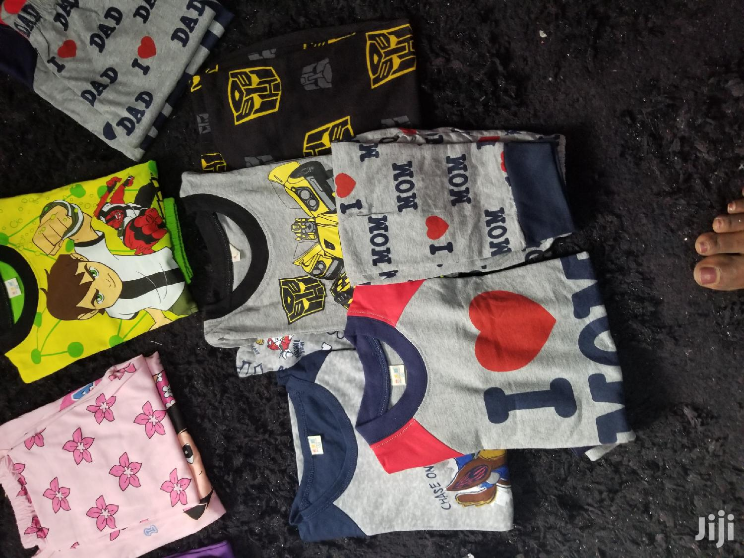 Kids Pyjamas. Up and Down   Children's Clothing for sale in Ledzokuku-Krowor, Greater Accra, Ghana