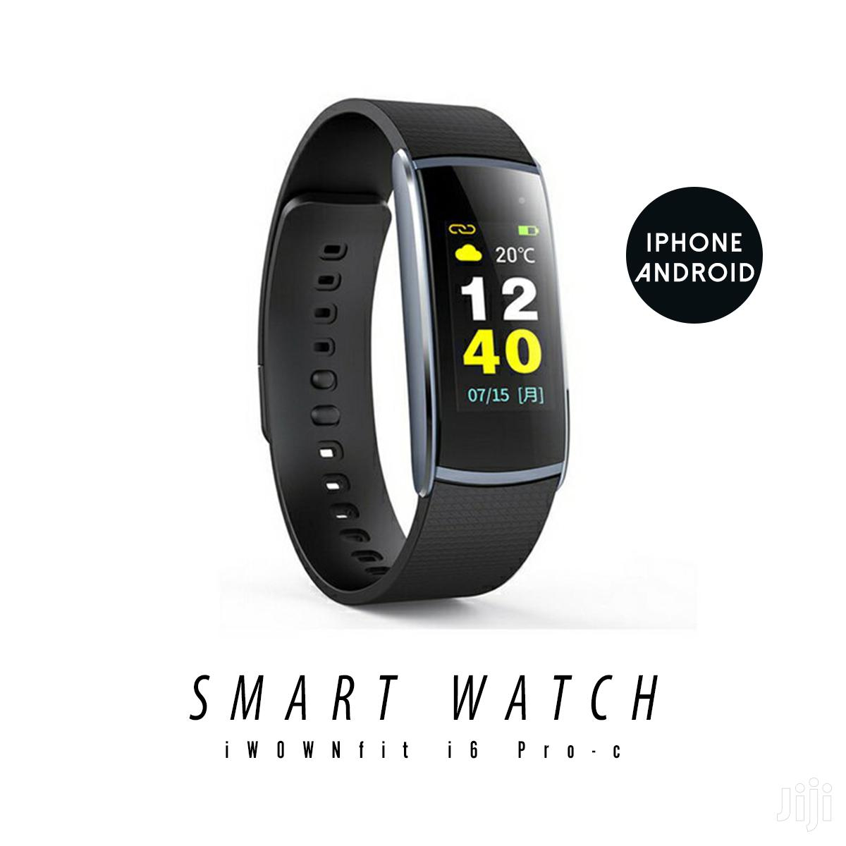 I6PRO Color Smart Watch   Smart Watches & Trackers for sale in Adenta Municipal, Greater Accra, Ghana