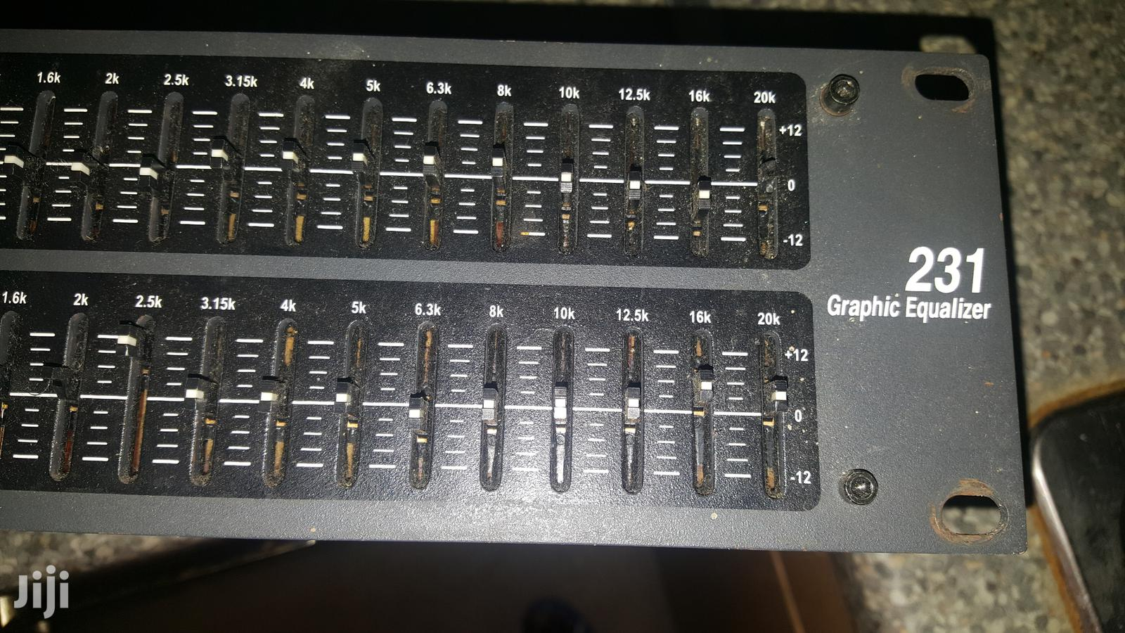 Dbx 31 Band Equalizer | Audio & Music Equipment for sale in Adenta Municipal, Greater Accra, Ghana