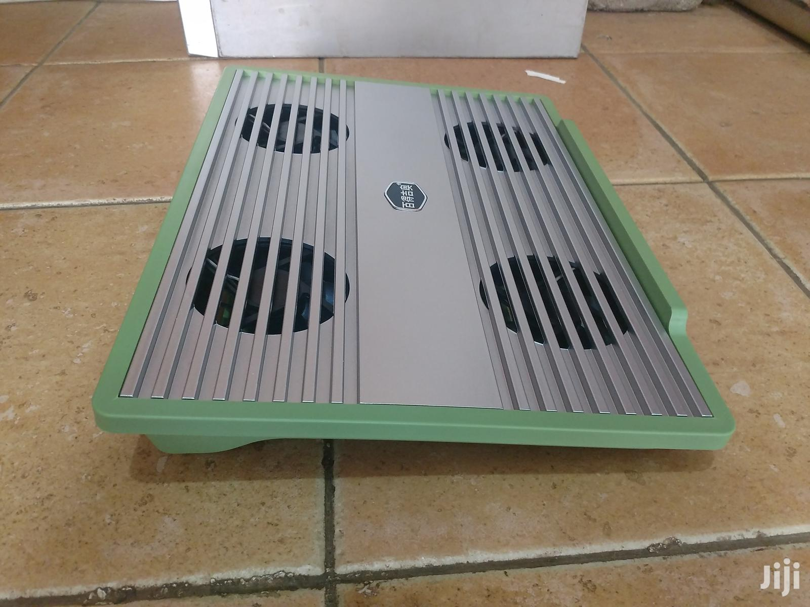 Laptop 4 Fan Cooling Pad | Computer Accessories  for sale in Accra Metropolitan, Greater Accra, Ghana