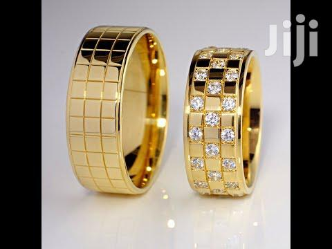 Couple Gold Rings