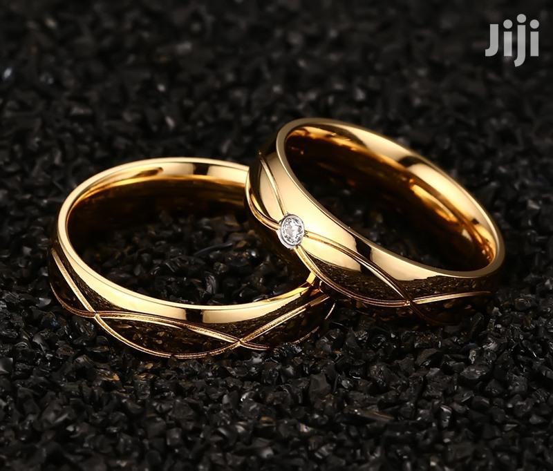 Couple Gold Rings | Jewelry for sale in Tema Metropolitan, Greater Accra, Ghana