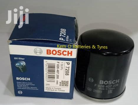 Bosch Engine Oil Filter For Toyota Corolla Camry Prius Yaris