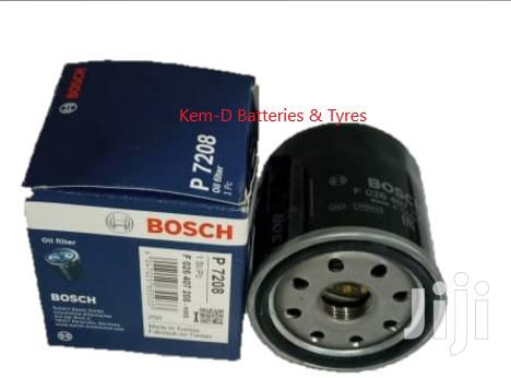 Bosch Engine Oil Filter For Toyota Corolla Camry Prius Yaris | Vehicle Parts & Accessories for sale in North Kaneshie, Greater Accra, Ghana