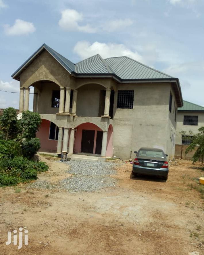 Four Bedroom@Agbogba Abladjei For Sale