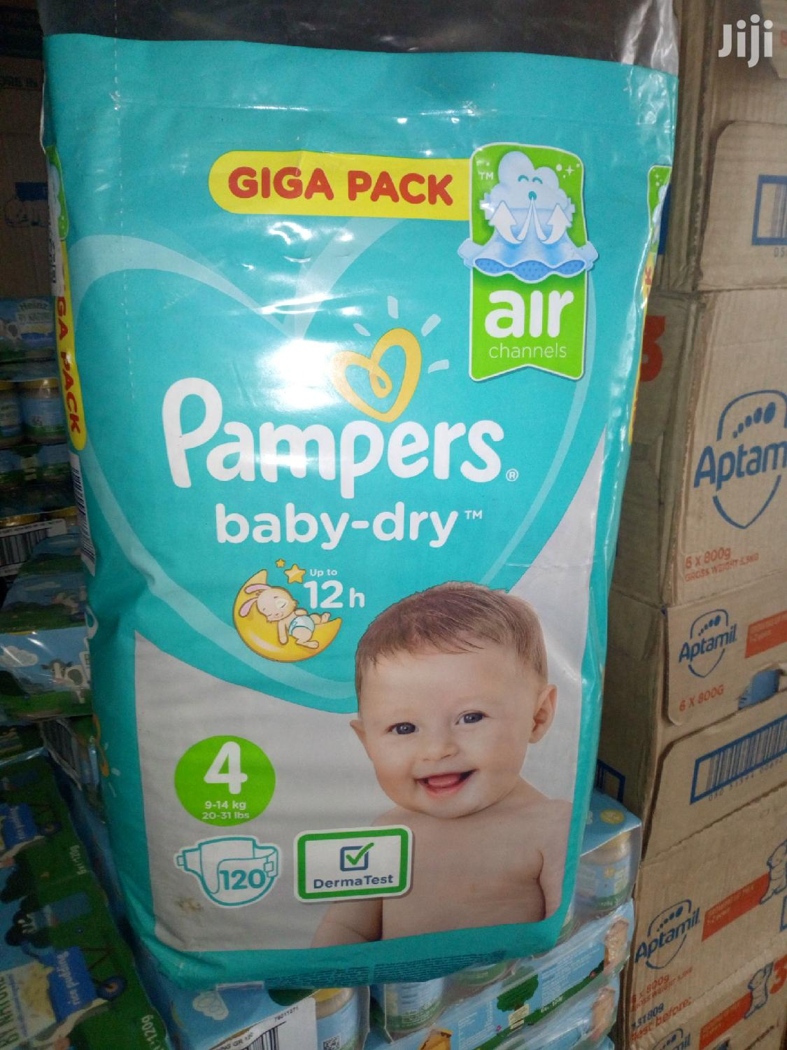 Archive: Pampers Baby Diapers