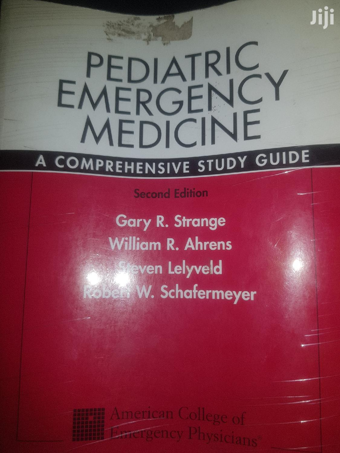Archive: Pediatric Emergency Medical Comprehensive Study Guide