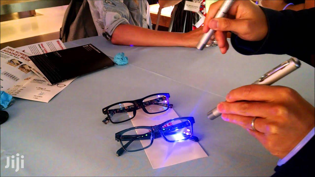Archive: Blue Light Filter Spectacles For PC And Phone Screens For Sale