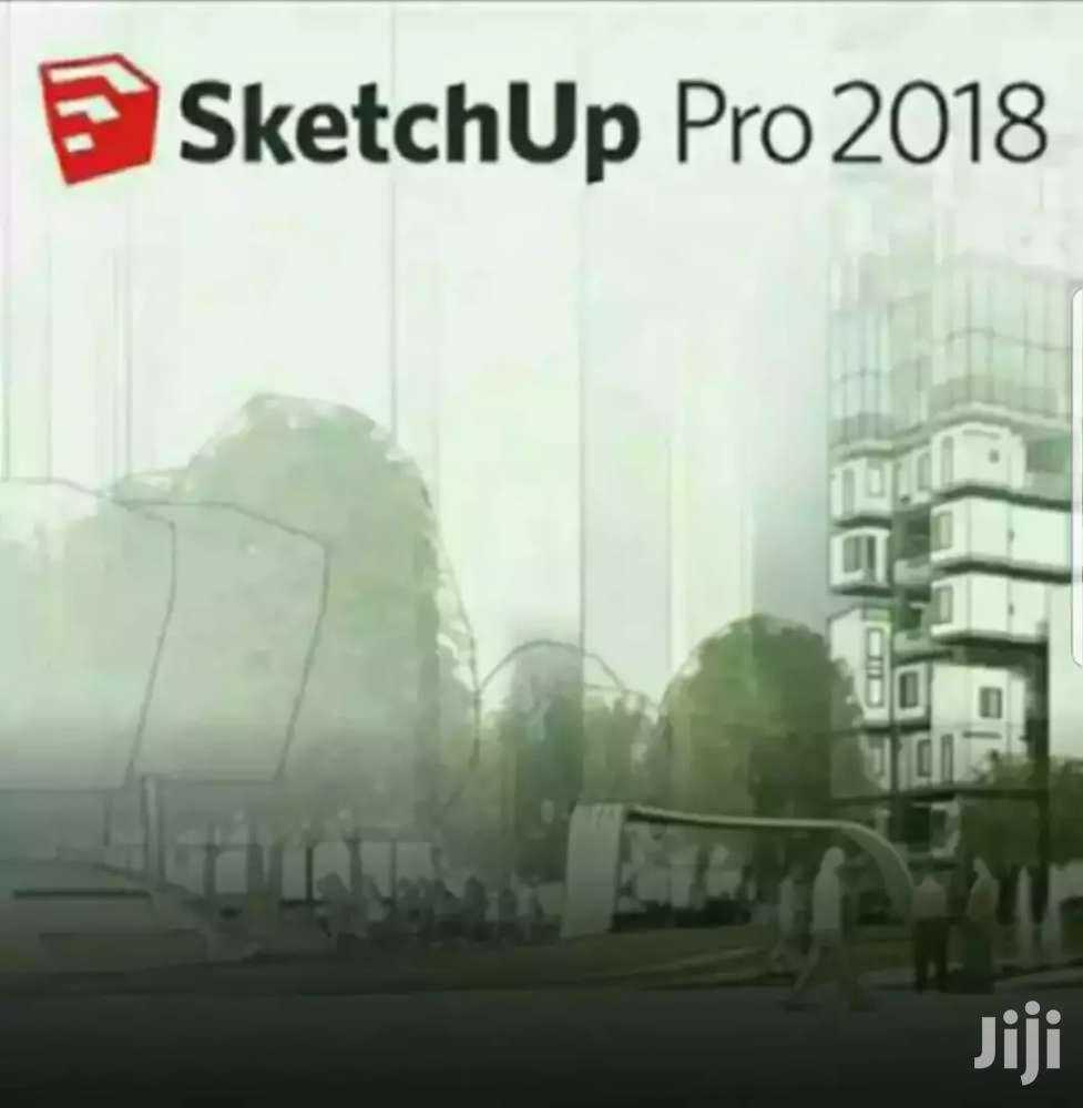 Archive: Sketchup Pro 2018 For Windows And Mac