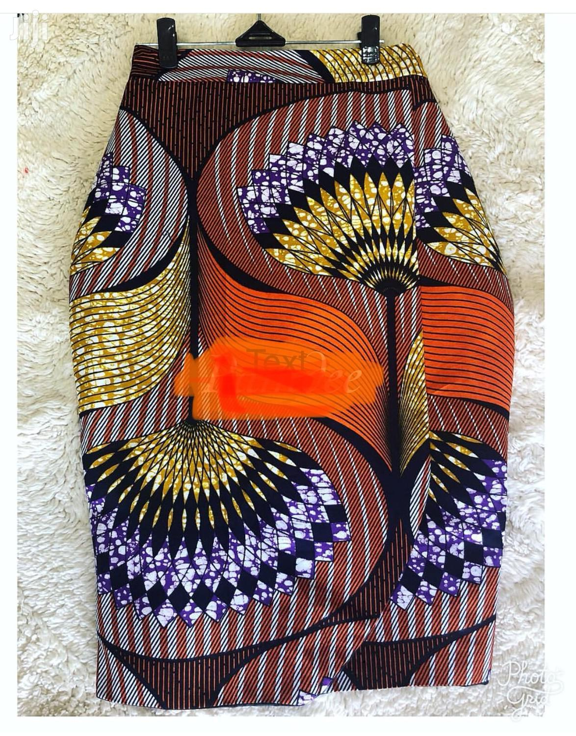 Archive: Ankara Skirt for Sale Free Delivery Service Within Accra