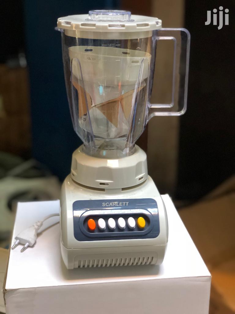 Archive: Juicer Blender