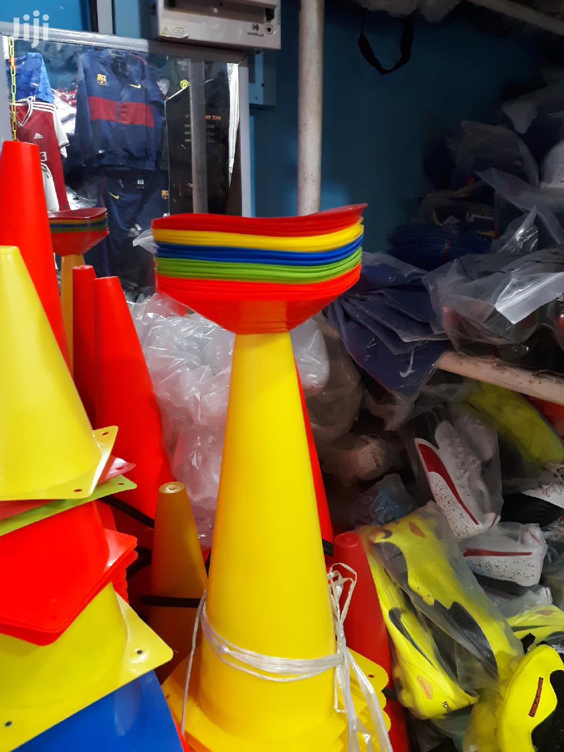 Training Cones | Fitness & Personal Training Services for sale in Dansoman, Greater Accra, Ghana
