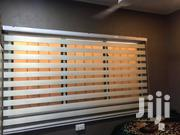 Creamy White Zebra Curtains Blinds | Home Accessories for sale in Greater Accra, Adenta Municipal