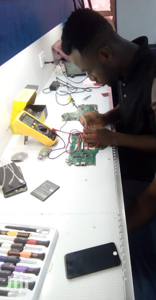 Laptop/Computer Repairs/ Installation Of Windows/Upgrading Of Computer | Repair Services for sale in Achimota, Greater Accra, Ghana