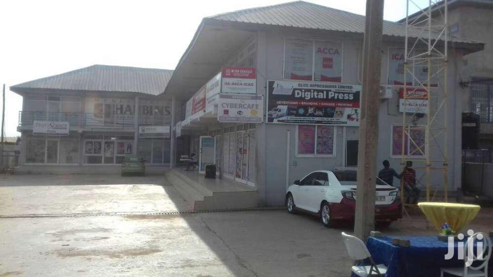 Commercial Property Roadside for Sale Around Madina Welfare Road