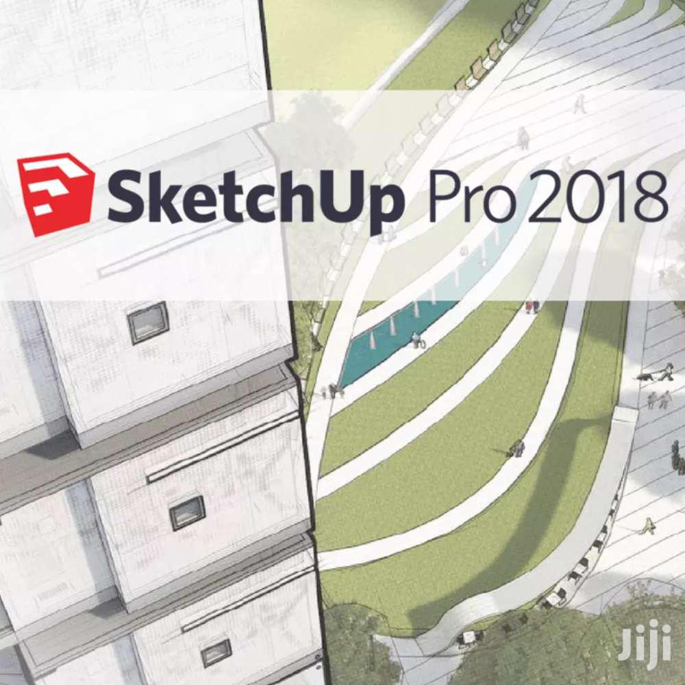 Archive: Sketchup Pro 2018 For Mac & Windows