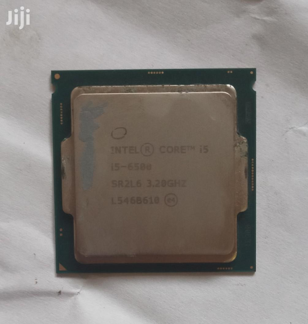 6th Generation Intel Core I5 6500 | Computer Hardware for sale in Agbogbloshie, Greater Accra, Ghana