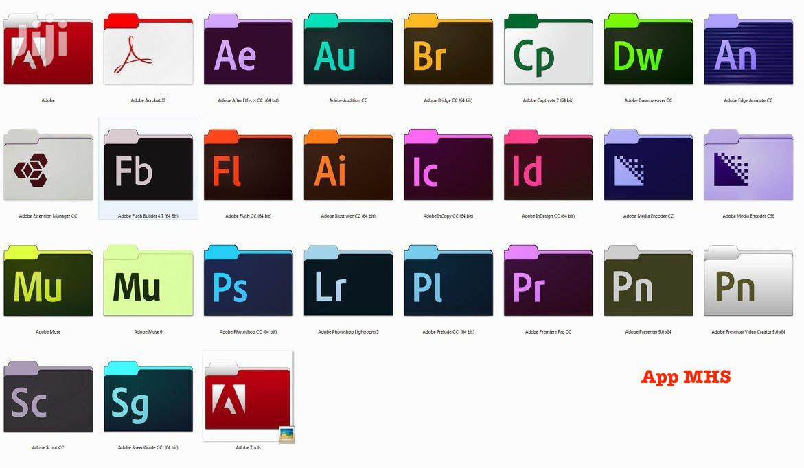 Adobe Master Collection Cc 19 20 for Macos and Windows