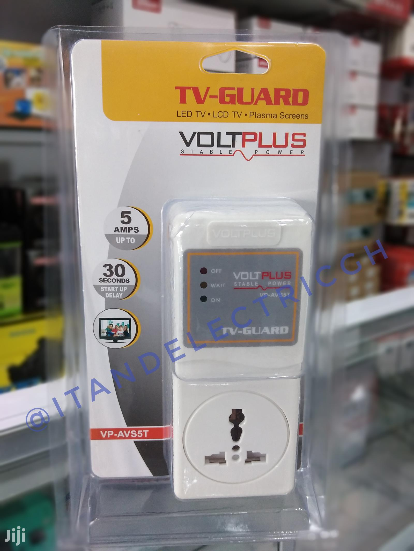 Voltplus TV Guard