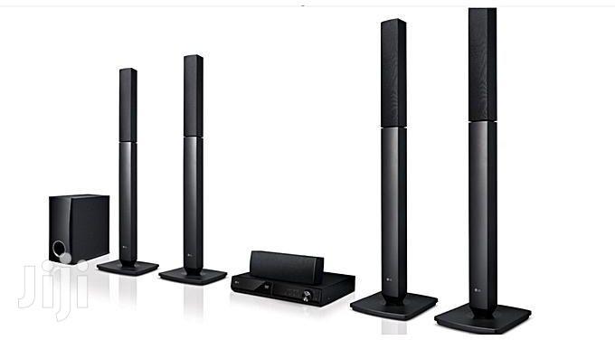 Brand New LG 5.1 Ch Bluetooth Home Theater (LHD655BT) 1000W