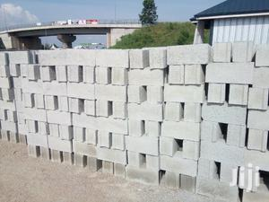 High Quality Building Blocks Both 5 And 5 Inches And Pavement Blocks