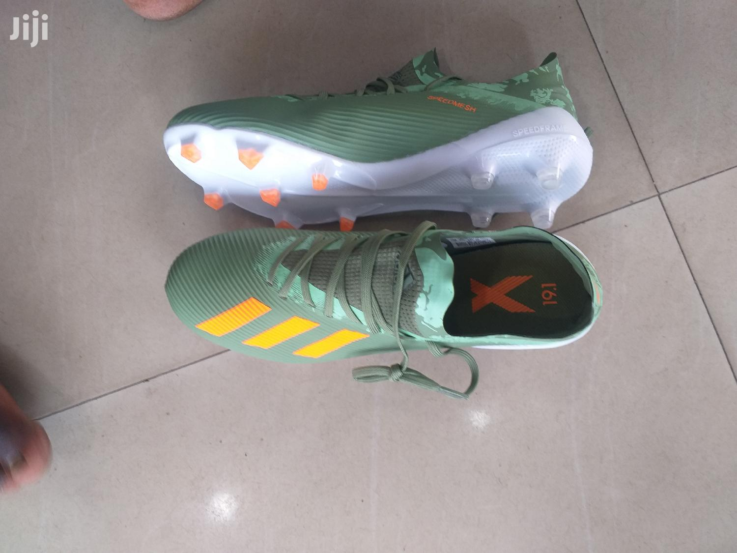 Archive: Adidas Boot