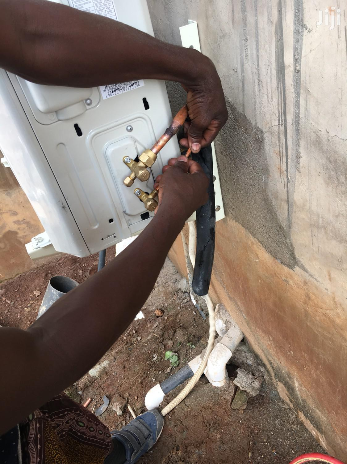Air Conditioning | Building & Trades Services for sale in Adabraka, Greater Accra, Ghana