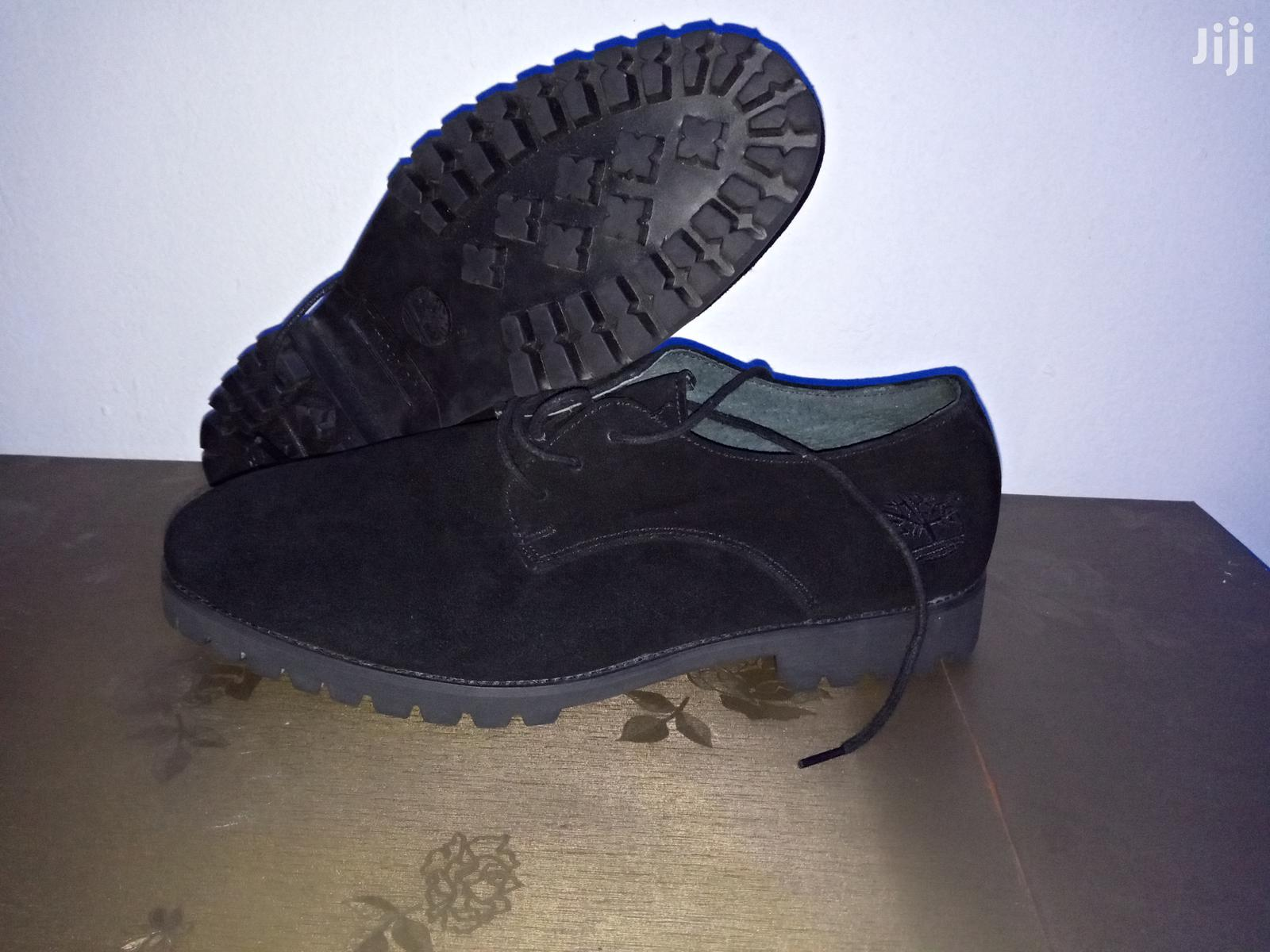 Archive: Men Timberland Suade Shoe