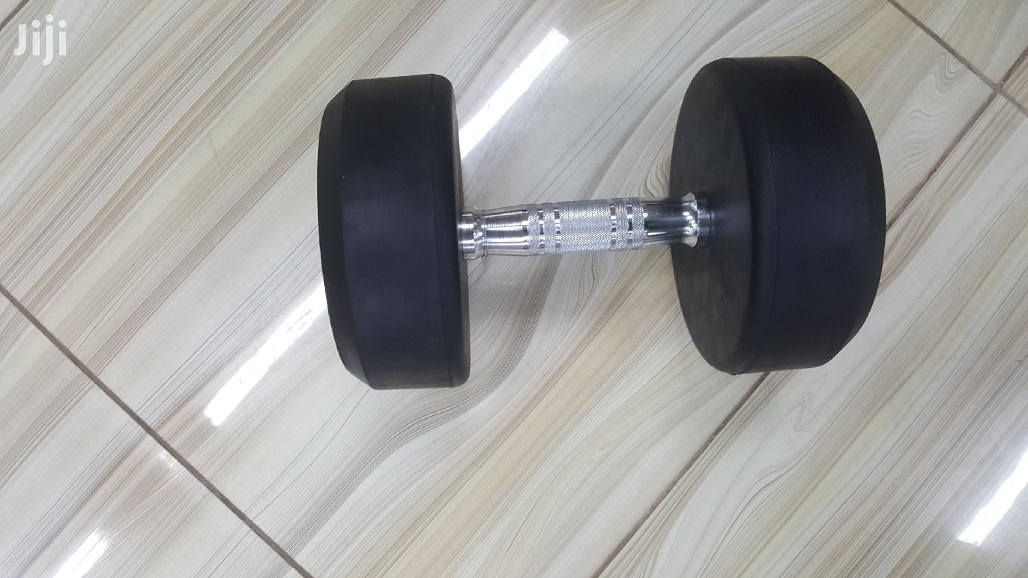 Archive: Gym Dump Bell