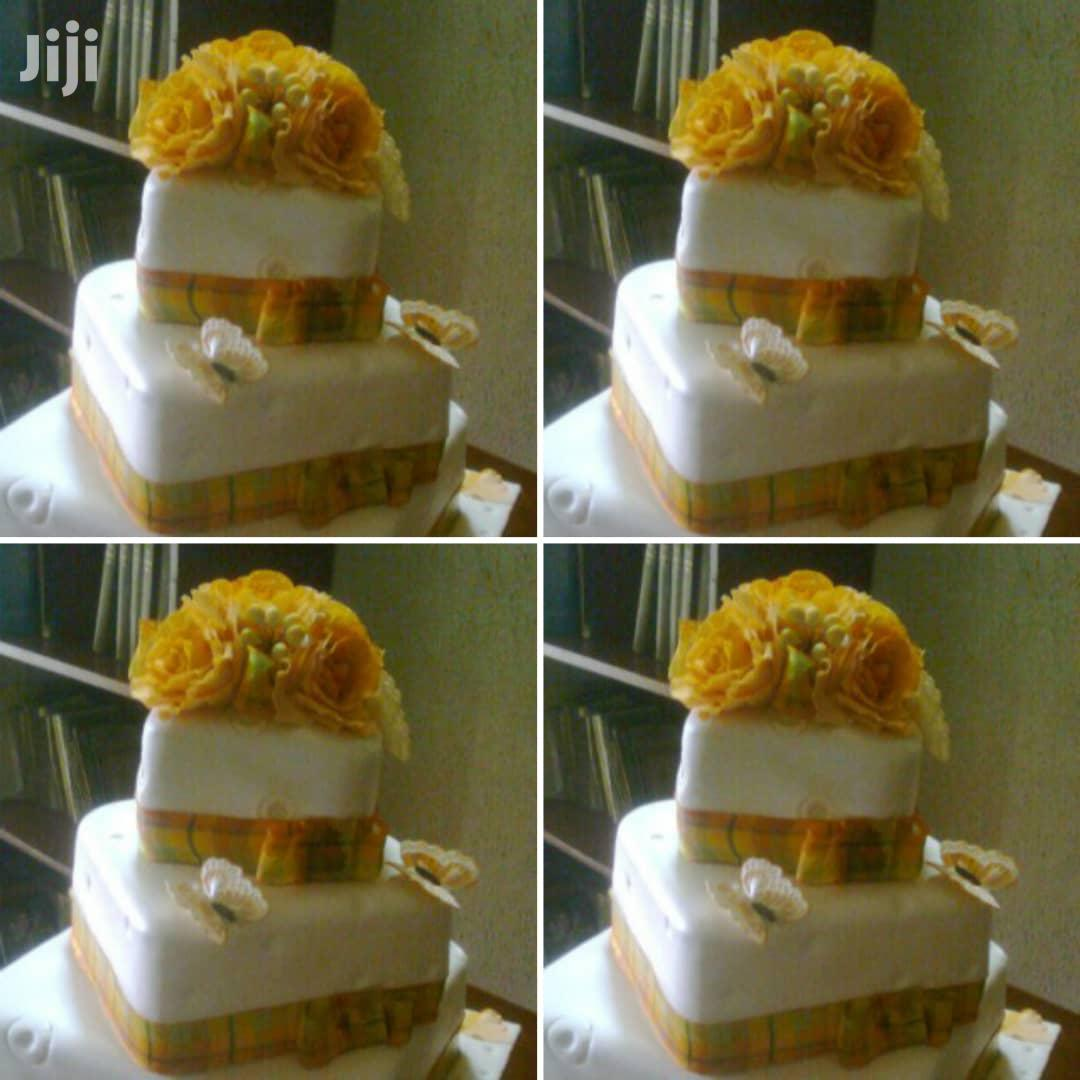 Archive: YMF Cakes & Catering Services