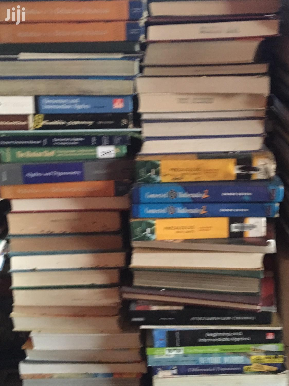 Assorted Used Books | Books & Games for sale in East Legon, Greater Accra, Ghana
