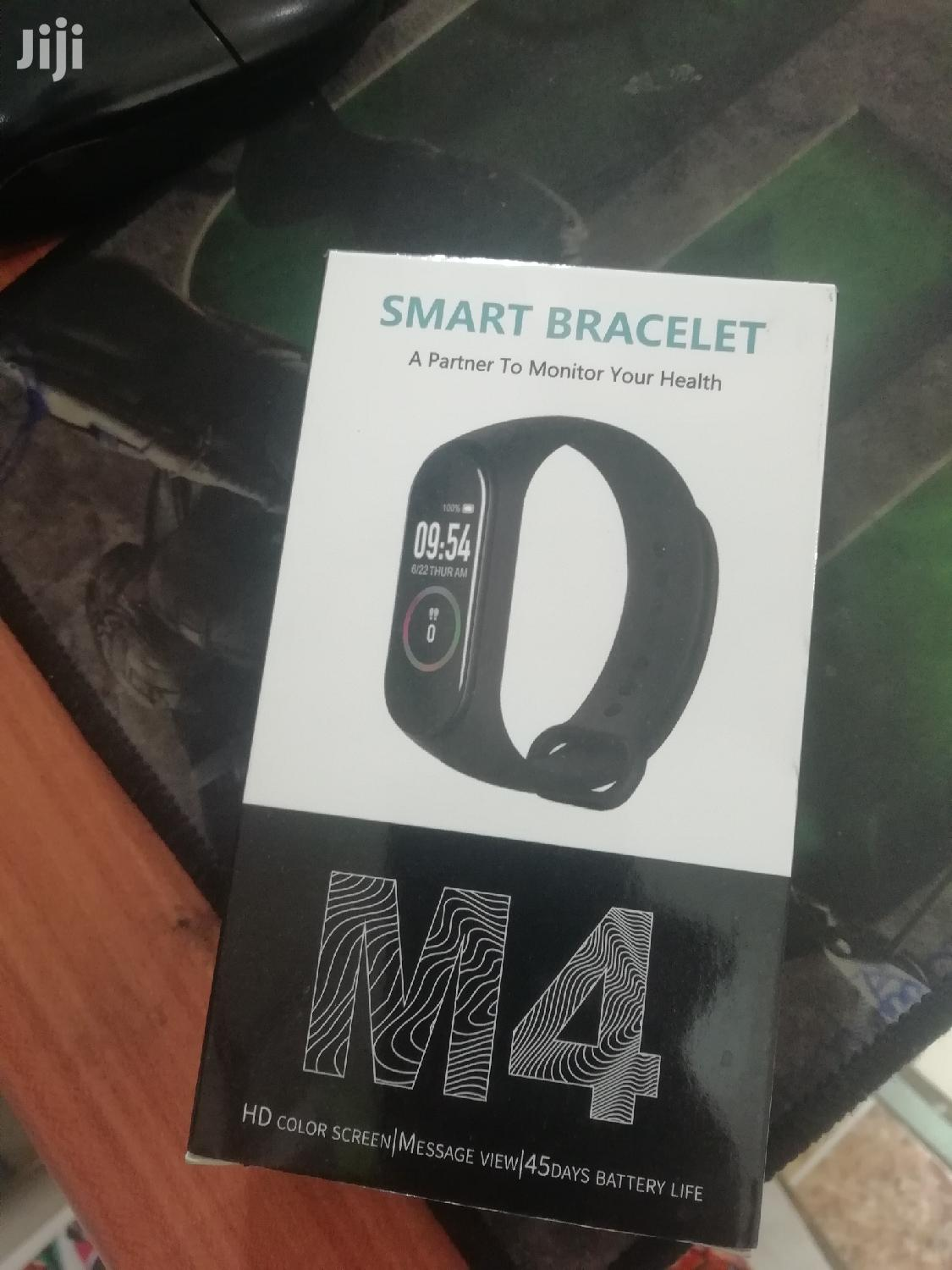 M4 Smart Bracelet Watch | Smart Watches & Trackers for sale in North Kaneshie, Greater Accra, Ghana