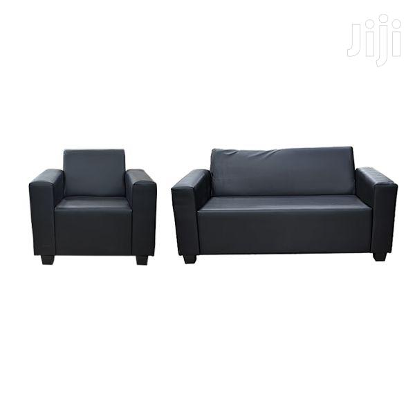 Sofa Set 3 Seater (2+1) Leather | Furniture for sale in Achimota, Greater Accra, Ghana