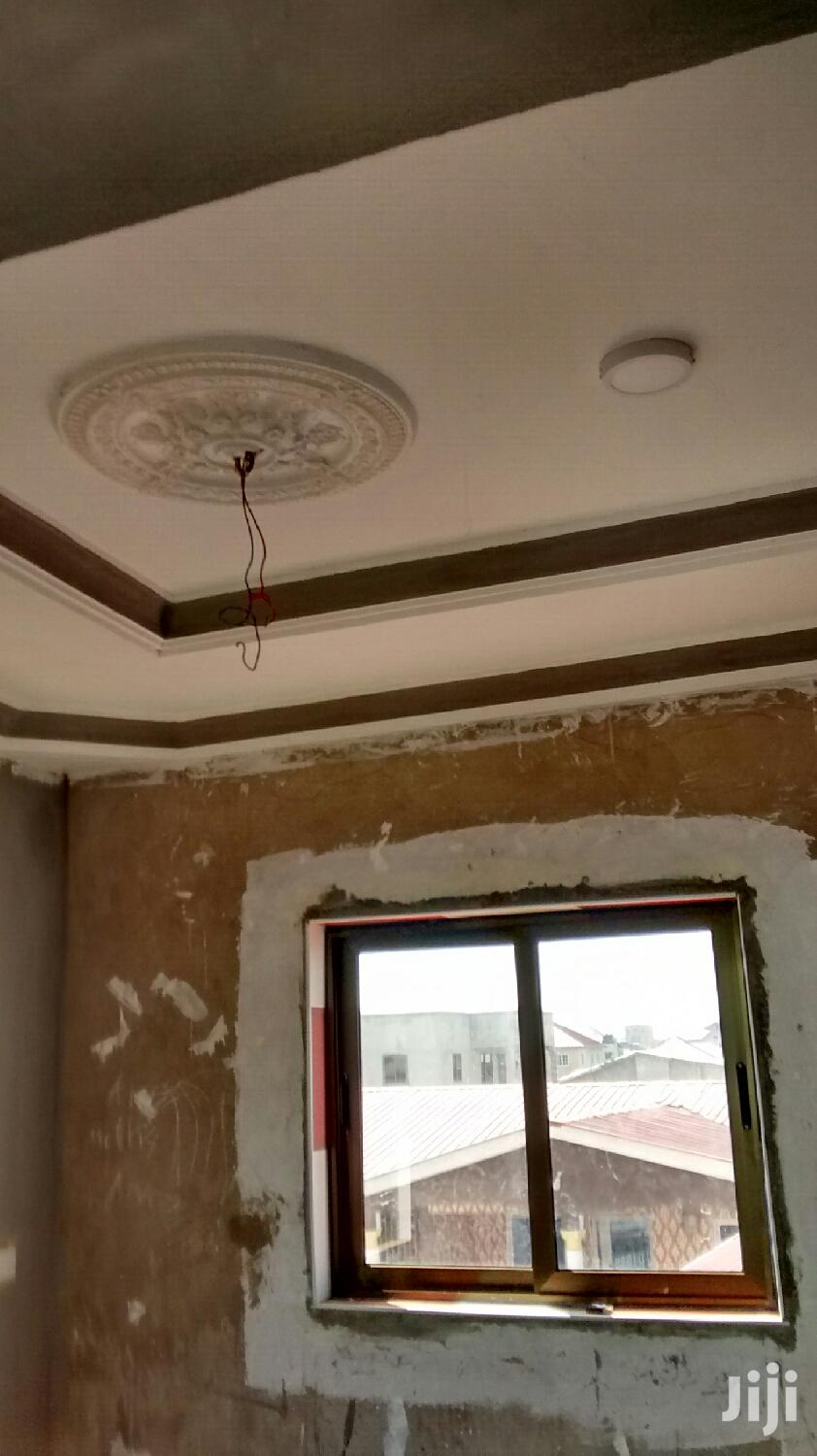 Archive: Newly Built Chamber and Hall Self-Contained at New Legon Adenta