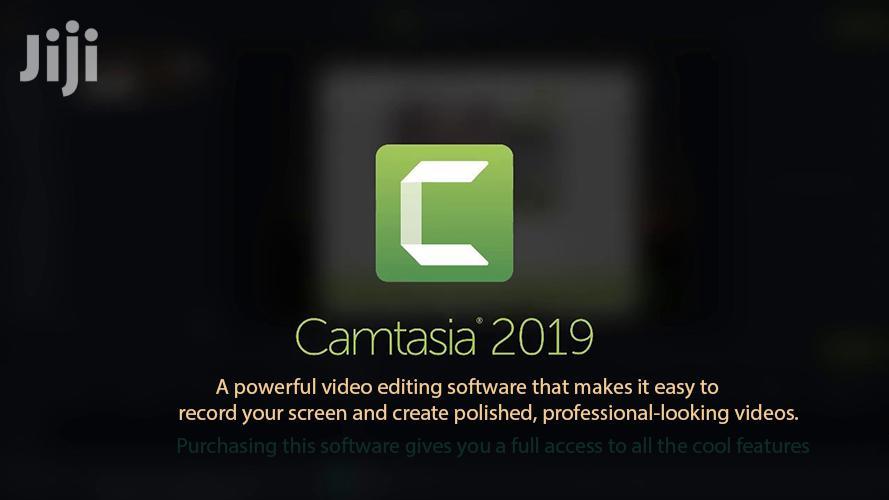 Camtasia 2019 | Screen Recording Video Editing Software