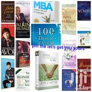 Christian Literature, Motivational, Financial And Academic Books   Books & Games for sale in Greater Accra, Agbogbloshie