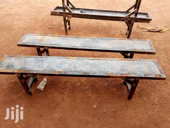 Metal Benches
