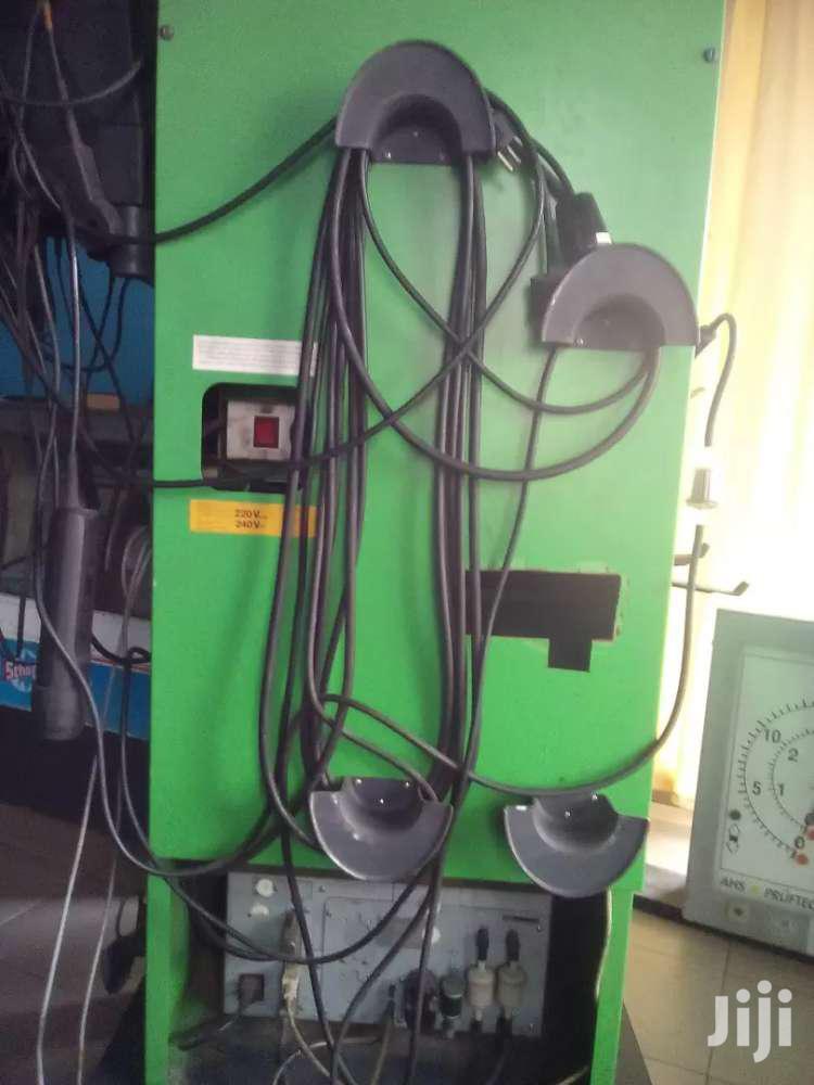 Archive: Emulsion Tester
