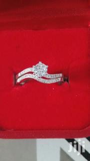 Sterling Silver Rings Set for Wedding | Wedding Wear for sale in Greater Accra, Tema Metropolitan