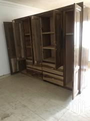 Fully Wooden 4 in 1 Wardrobe | Furniture for sale in Ashanti, Kumasi Metropolitan