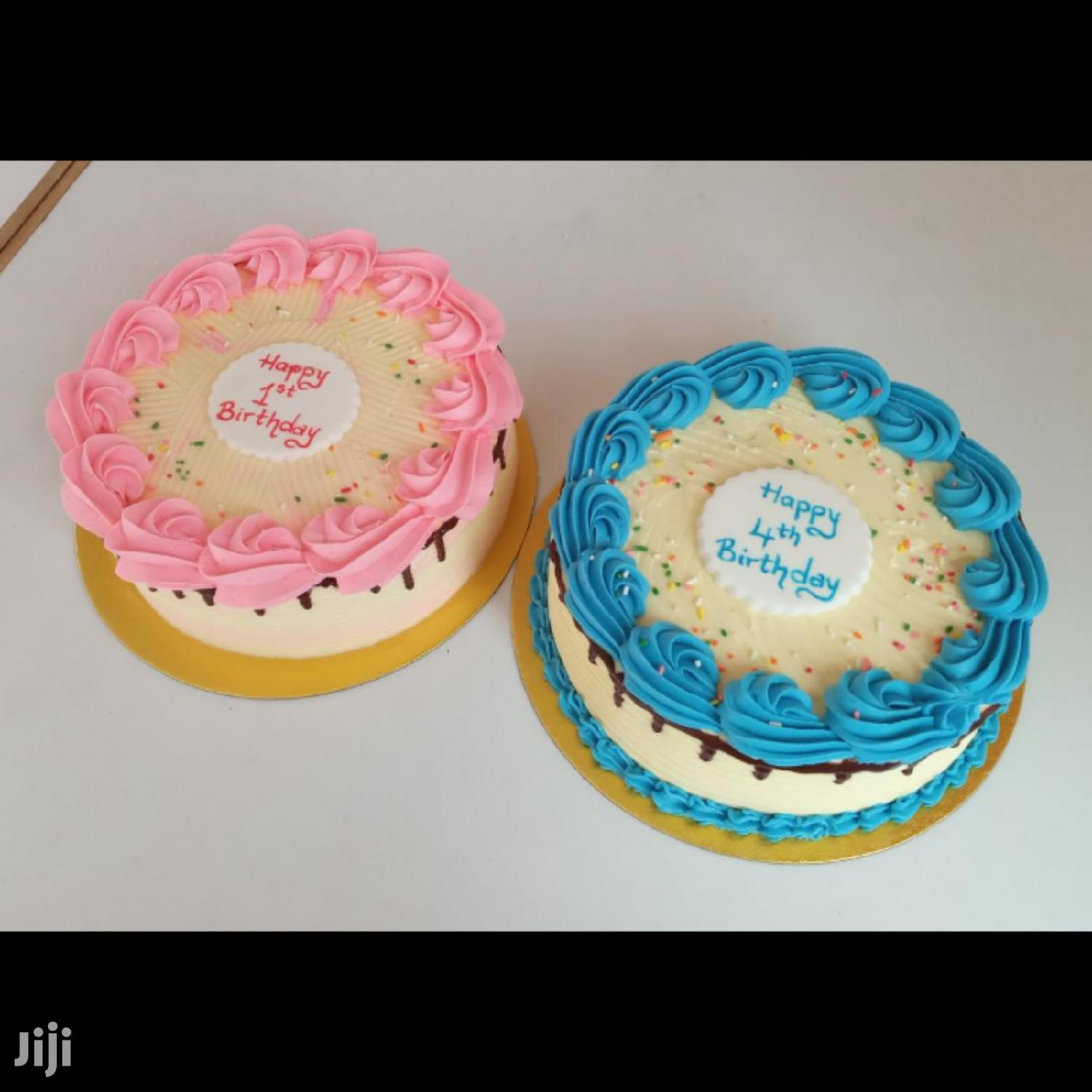 Birthday Cakes And Bridal Shower Cakes