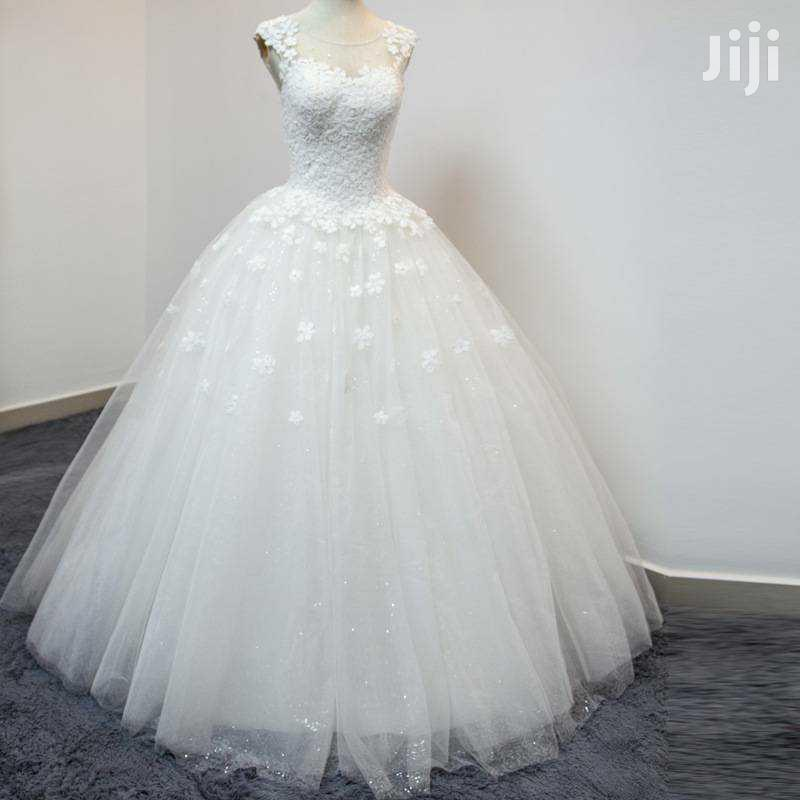 Archive: Beautiful Tulle Ball Gown