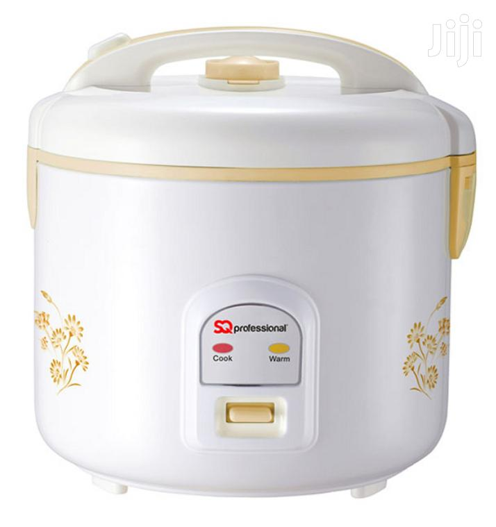 Archive: SQ Deluxe Rice Cooker