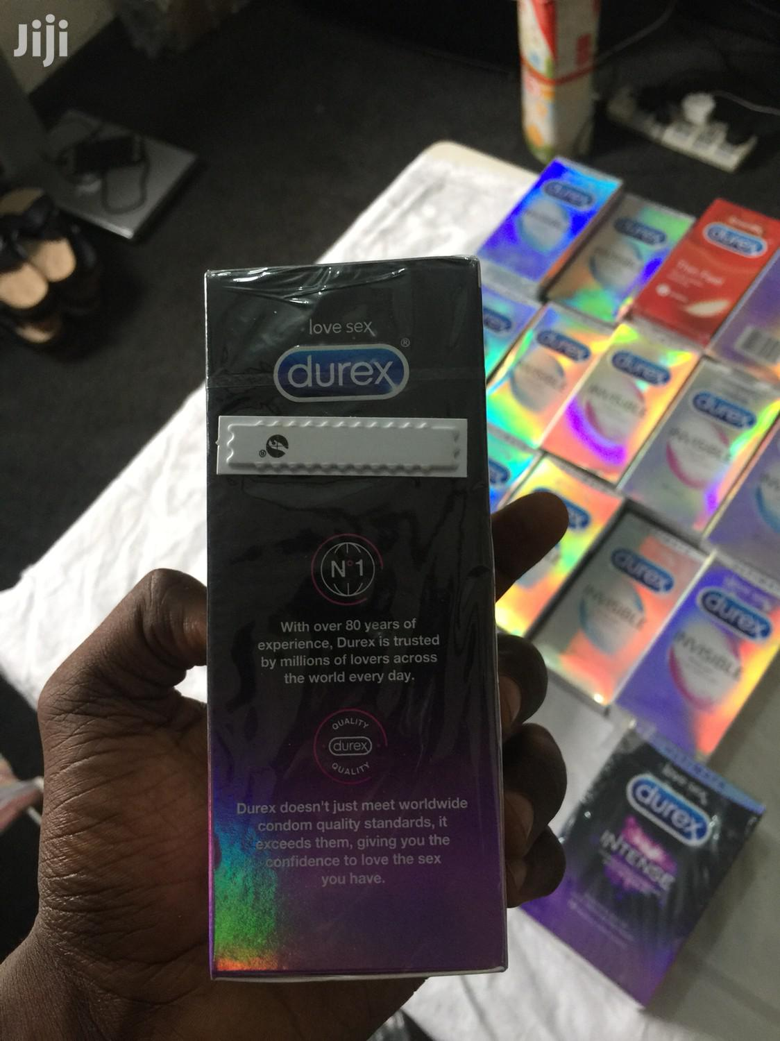 Durex Condoms From U.K For Sale | Sexual Wellness for sale in North Kaneshie, Greater Accra, Ghana