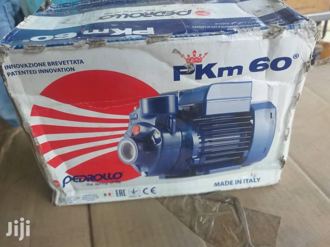 Archive: Pedrollo Water Pump