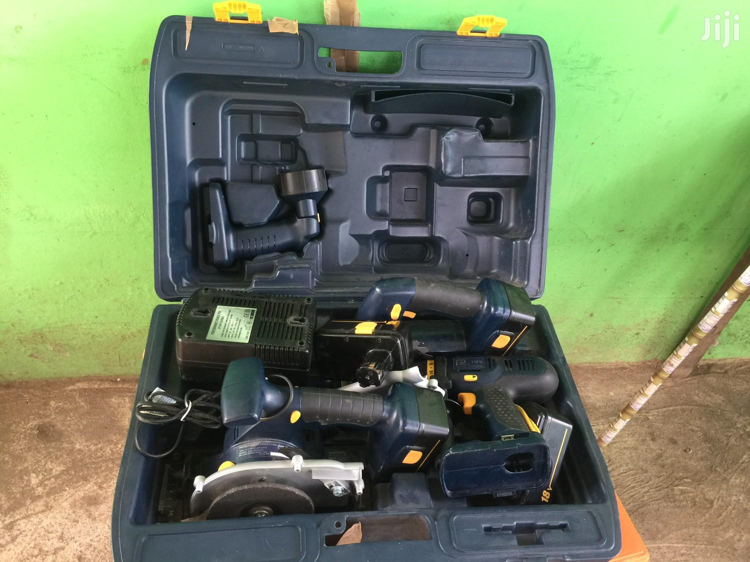 Pro Performance Drilling Machine,Sand Paper,Touch Light | Electrical Tools for sale in North Kaneshie, Greater Accra, Ghana