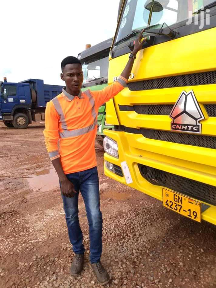 I Am An Energetic Young Man And A Driver By Profession. | Driver CVs for sale in Adenta Municipal, Greater Accra, Ghana